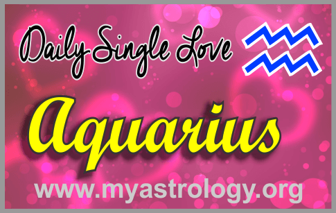 single Aquarius